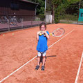 Probetraining Fereinspielkinder 2013 - SKG Stockstadt Tennis