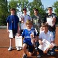 SKG Stockstadt Tennis - Verleihung Tennissportabzeichen 2009