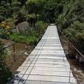 """Die Brücke der Finca """"el puente"""""""