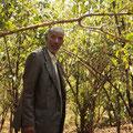 Farmer der Shilcho Kooperative