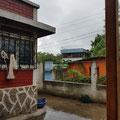 Regen in Guatemala im Oktober