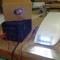 """Die LED Recognition Lights leuchten sehr hell, dank eingebauter Elektronik ist auch ein synchrones """"flashen"""" möglich"""