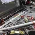 Circuit Breaker werden verkabelt