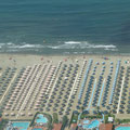 Strand südlich von La Spezia