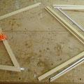 Holzprofile aus Abachiholz als aerodynamische Verkleidung