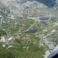 Erst beim Gotthard lassen sich die Alpen überqueren