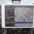 AirNav Pro auf iPad Mini