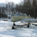 Testlauf der Jak 52 . Alles ist in Ordnung . Der Überführung nach Deutschland steht nichts mehr entgegen
