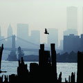 "Thomas Hoepker  | ""WTC as seen from Brooklyn"" 