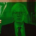 "Thomas Hoepker  | ""Warhol green""  | Pigmentdruck |  55x81 cm | Rahmen: 90x60 cm |  1981 New York |  3.200€  | Edition: 3|20"