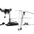 "Walter Schels | ""Sumi-e 2"" | Fiber-Based-Fine Art Print | 27,5x15,5cm | Rahmen: 30x40cm | 2015 Hamburg"