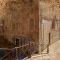"""Story # 4 from series """"Italien dust"""", author's technology, 49,8x33,4 cm, 2014 Italy"""