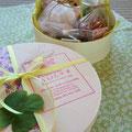 春ギフト わっぱ入り(1450yen+税)