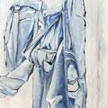 """""""Zwei Jeans""""  60x80cm  Acryl auf Leinwand"""