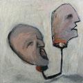 """Psyche""  Acryl auf Leinwand  50x50 cm"