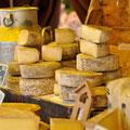 Сыры на провансальском рынке