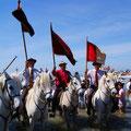 Шествие цыган в Сент-Мари-де-ла-Мер.