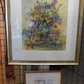 Bouquet et caricature (pro)