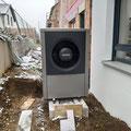 Walddorfhäslach Luft/Wasser-Wärmepumpe