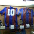Футболка, в которой играл Диего Марадона