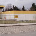 Hietzingerbad Saunabereich aus Compactplatten