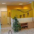 Kinderwagenabstellplatz Kindertagesheim Wien