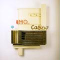 Galeriehaus Nord • 2003 • Objektkästen, Folie, Holz, Farbe, Tapete