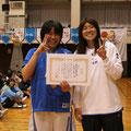 MVP 倉橋 邑佳さん(若園中学校)