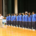 田中部長より2012年度デンソーアイリス新体制のご紹介