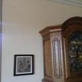 Hier ein modernes Pinup und biedere Einrichtung. Passt wunderbar. Mit universeller Kunst habe ich einen guten Job getan.....