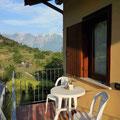 Appartement20 - Balkon zum Monte Baldo