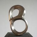 Hab Acht - 2012 - Bronze matt - 48 (h) x 30 (b) x 14 (t)  cm - Ansicht 1