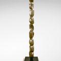 Bolas IV - 2012 - Bronze - 97 (h) x 8 (b) x 9 (t) cm
