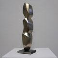 Bolas III - 2012 - Alpaka - 35x8x9 cm