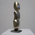 Bolas III - 2012 - Bronze matt - 35 (h) x 8 (b) x 9 (t)  cm