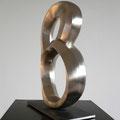 Hab Acht - 2012 - Bronze matt - 48 (h) x 30 (b) x 14 (t) - Ansicht 2
