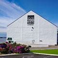 At Laphroaig, the first one on the trail, we went for a tour to learn how the booze is made