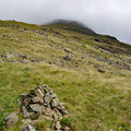 Over the ridge to Scafell