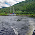 Going for a hike from Loch Lochy