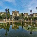 Visiting Sevilla