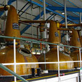The huge chambers for distillation