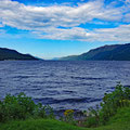 The 20nm long Loch Ness - all the time wind from the wrong direction