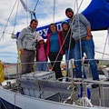 What a surprise! Meeting Micka, Linda and Eden again after 5 years. The last time we spent together was in the boat yard in Almarimar in Spain.