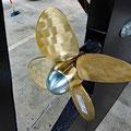 New propeller