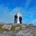 Top of Galymore (919m)