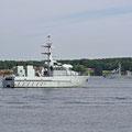 Marine maneuvre