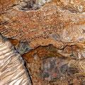 Growing stalactites (1cm per 100 years)