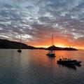 Sunrise over Crookhaven Bay