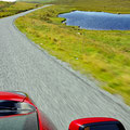 """Narrow """"main road"""""""