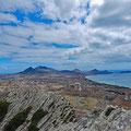 View over the island of Porto Santo